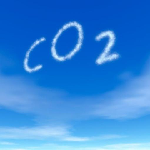 CO2 cloud