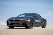 BMW Fuel cell car